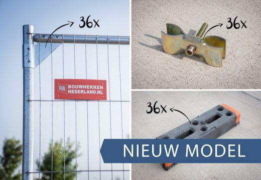 36 Anti-Climb MB MH Bouwhekken | Set